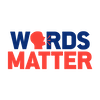 Words Matter logo