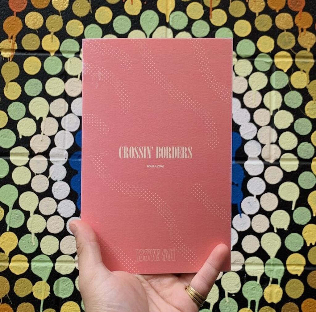 Crossin Borders by Brian Herrera