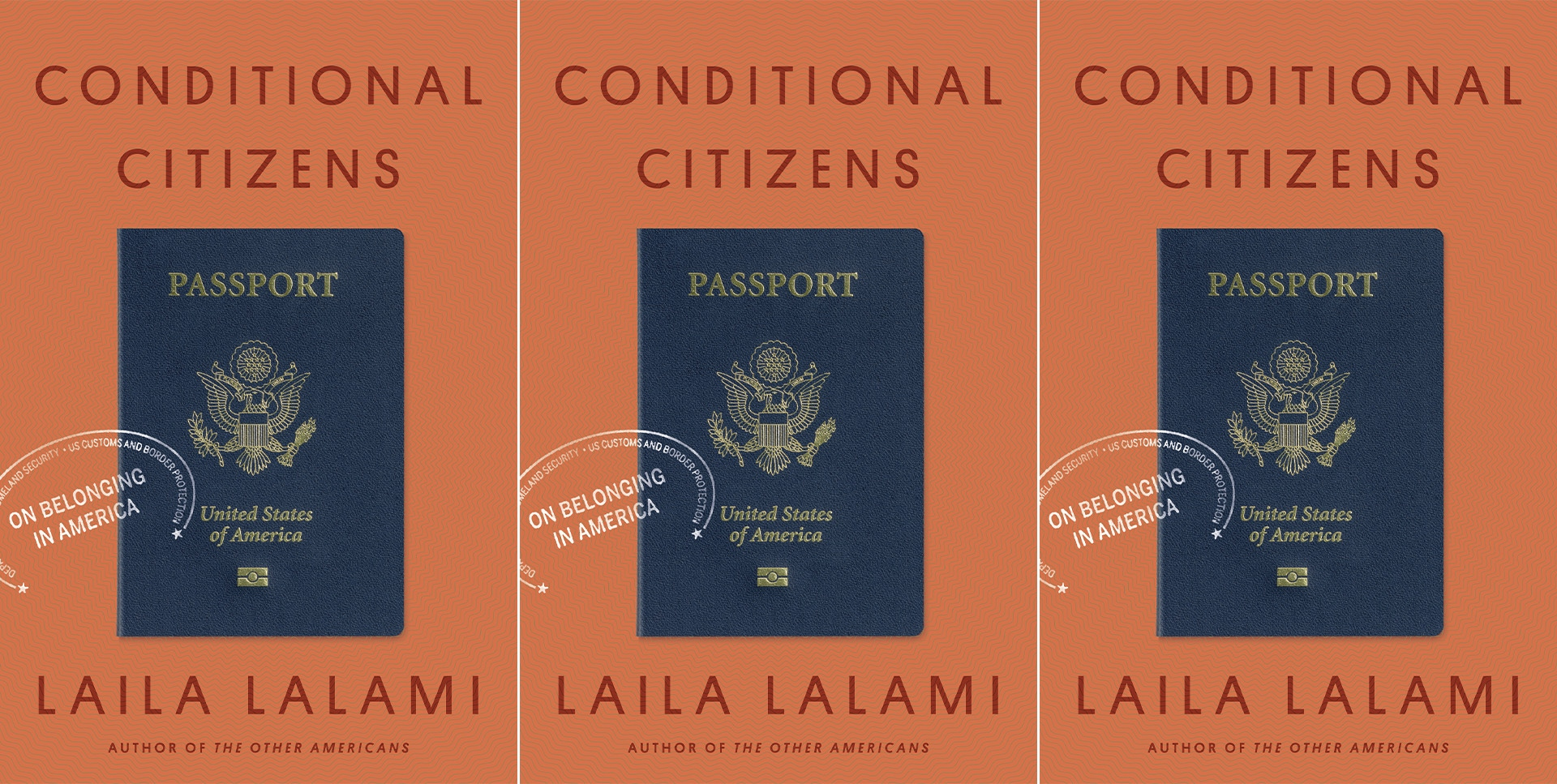 Cover of Conditional Citizens.